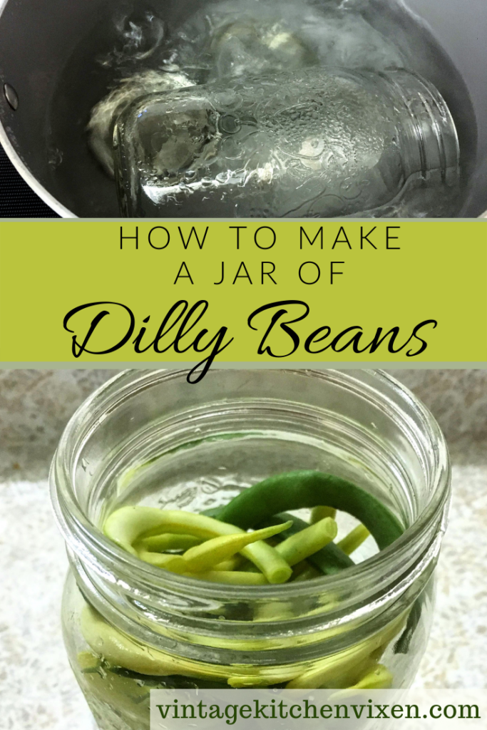 refrigerator dilly beans pin