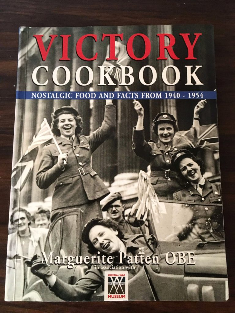 The Victory Cookbook by Marguerite Patten