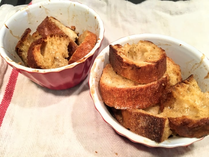 baked eggnog french toast casseroles