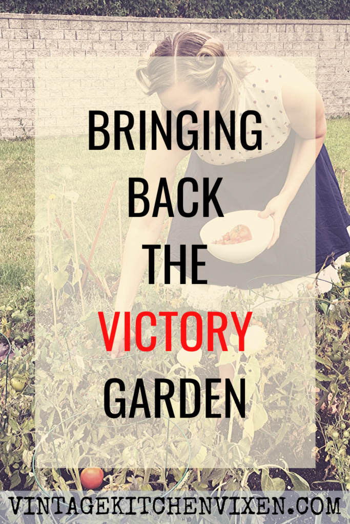 bringing back the victory garden pinnable image