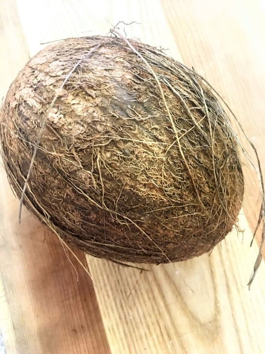 my coconut gift