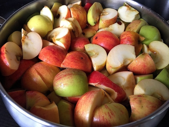 canning to prepare for a food shortage